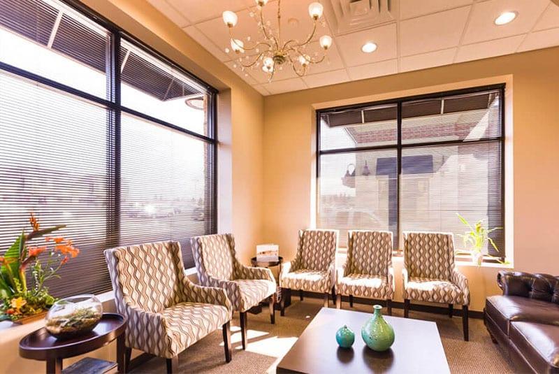 Tamarack Hills Family Dentistry Waiting Room